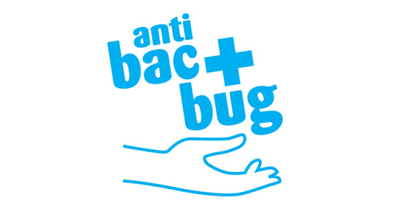 Anti Bac and Bug Logo