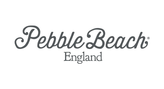 Pebble Beach Logo Design