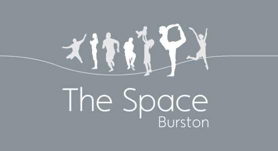 The Space Burston Logo