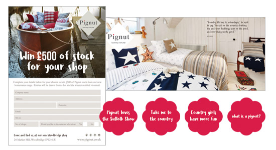 Pignut Brand Development Case Study