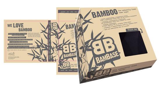 Bambase packaging design