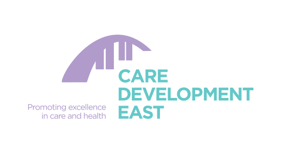 Care Development East Logo Design