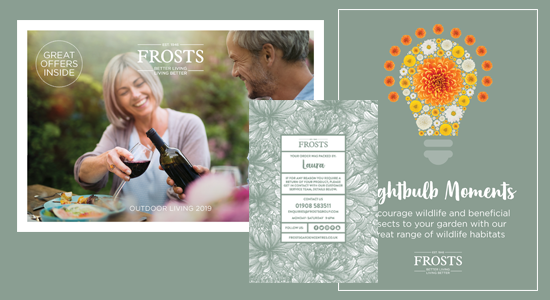 Frosts Brand Development