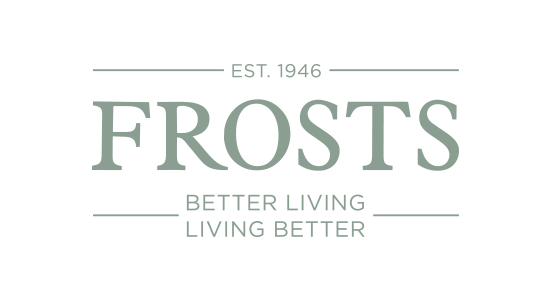 Frosts Garden Centre Logo Design