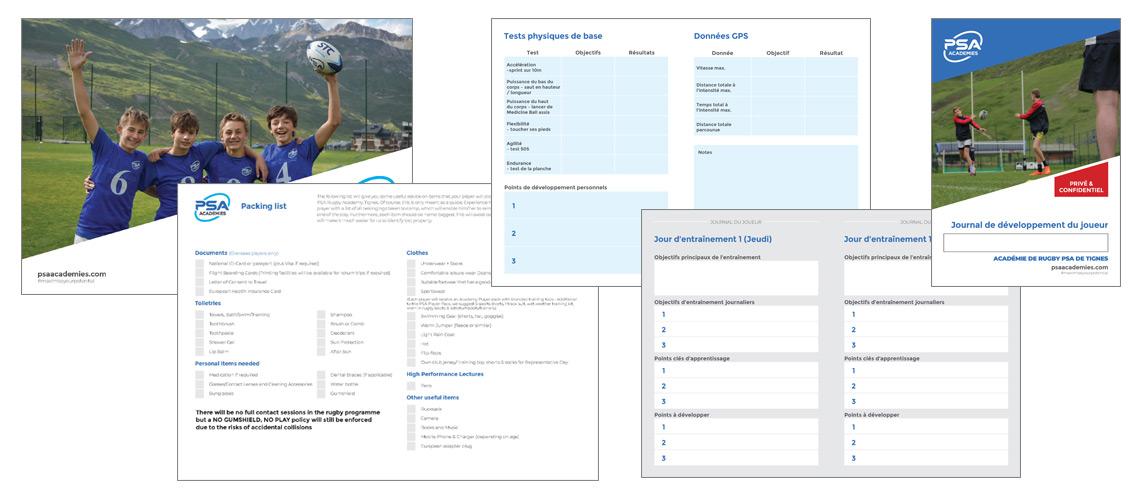PSA Document Design