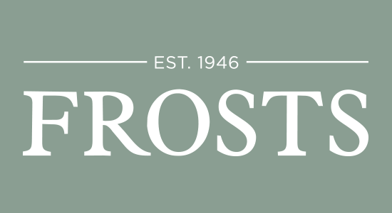 Frost print design case study