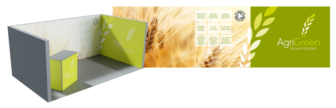 Agriculture Exhibition Stand Design