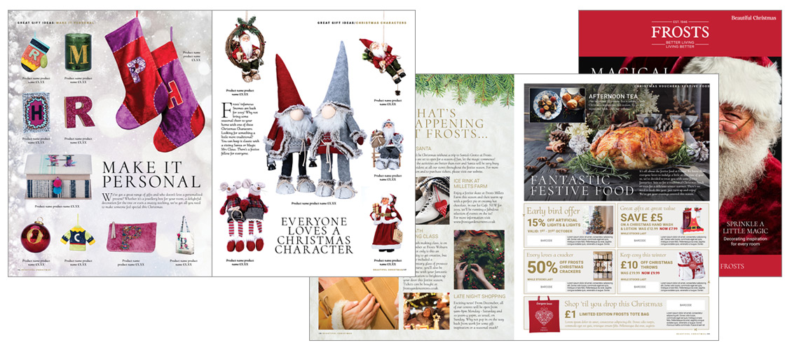 Christmas Magazine Designs