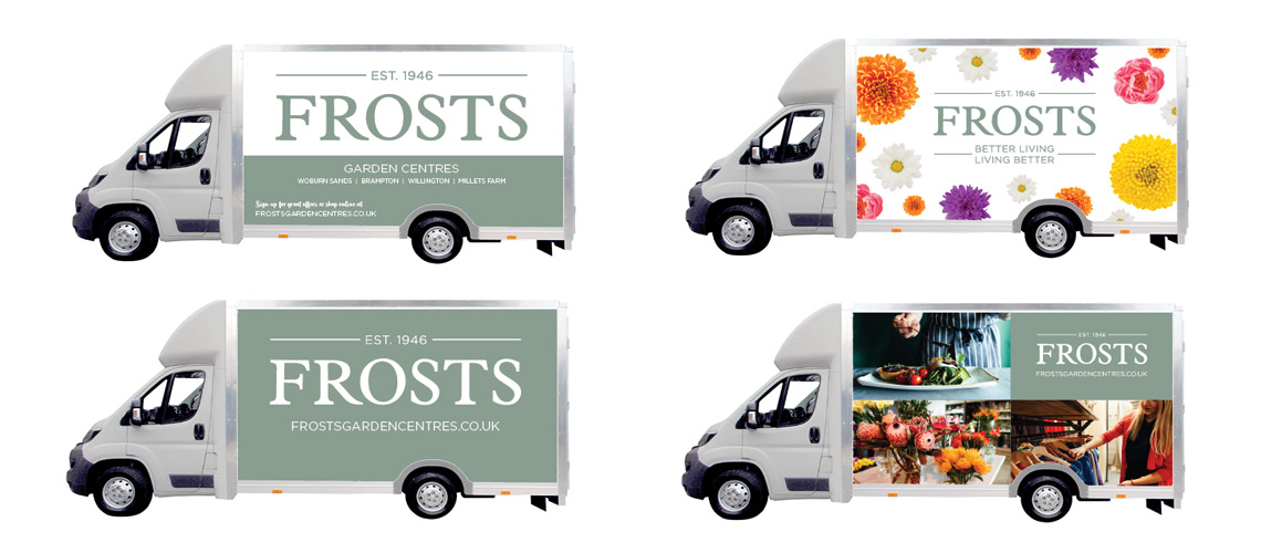 Van Graphics Visuals