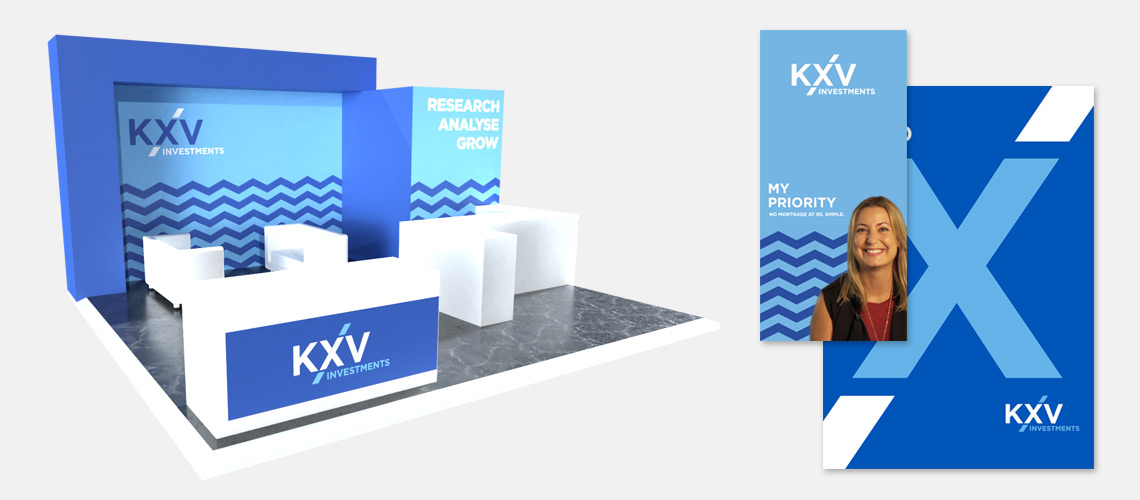 KXV Exhibition Stand Design