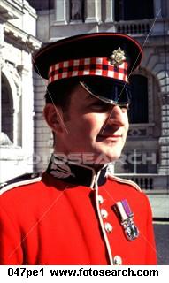 Irish Guardsman
