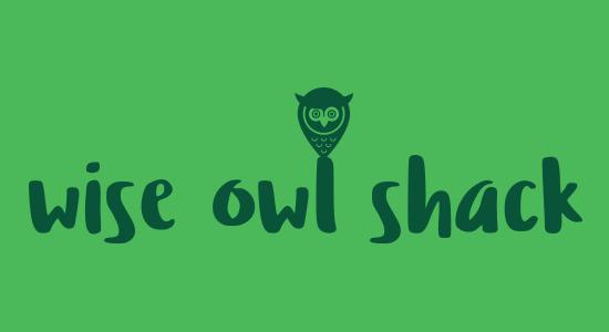 Wise Owl Shack Cafe Logo