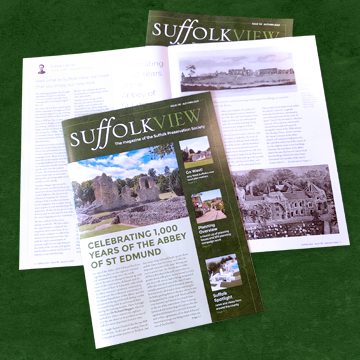 Suffolk View Magazine